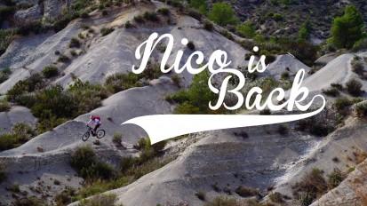 Nicolas Vouilloz – Come Back