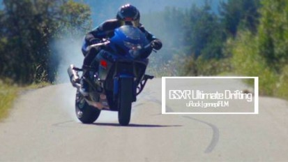 GSXR – Drifting