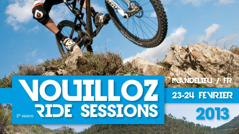 Vouilloz Ride Session – Film et DVD