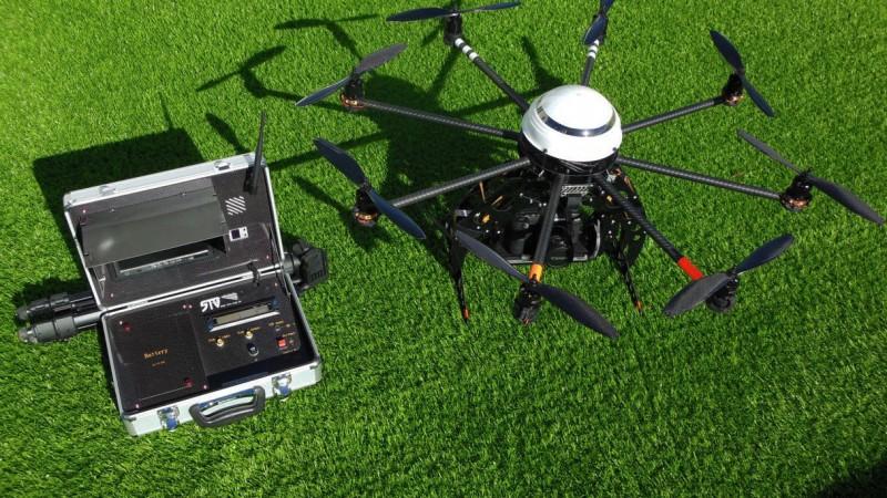 Tournage publicitaire avec images aériennes (drone)