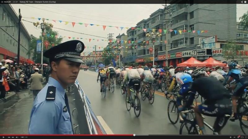 Tournage au Tibet et Hong Kong