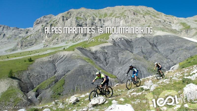Tournage dans les Alpes Maritimes – 1001Sentiers