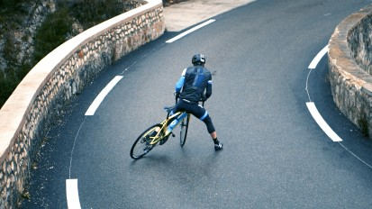 Road Cycling – Wheeling and Drifting for BeeA Energy