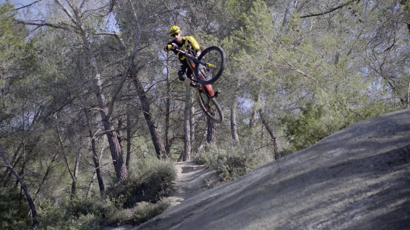 Moustache Bikes – E Team Mavic LRL