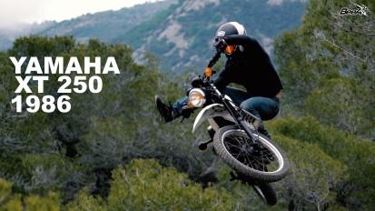 Yamaha XT 250 (1986) Motorcycle Madness