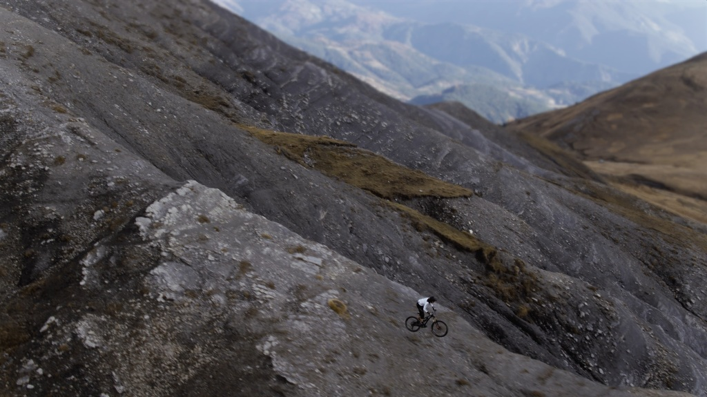 FRENCH LINES MTB FILM LAURENT